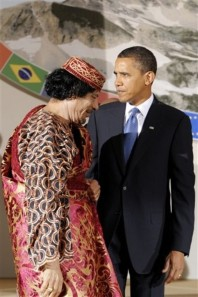 How'd Bowing to Gaddafi Work Out for You Obama?