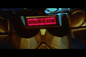 Dot Matrix Virgin Alarm