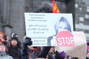 Wholesale Rape of European Women