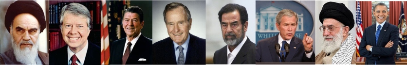 Iraq Iran US Leaders