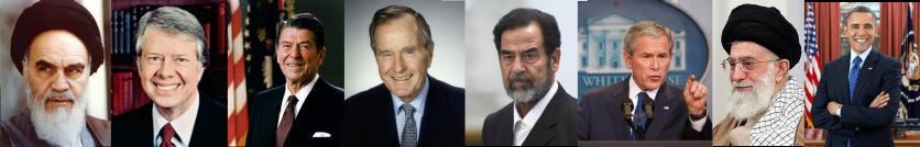 Iraq Iran US Leaders