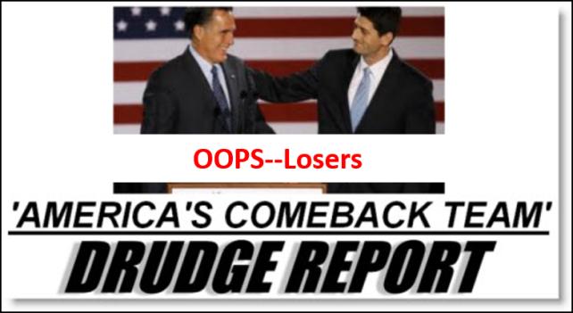 Romney Ryan Loser